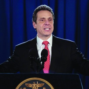 New York Governor, Andrew Cuomo, supports the Sprout Film Festival