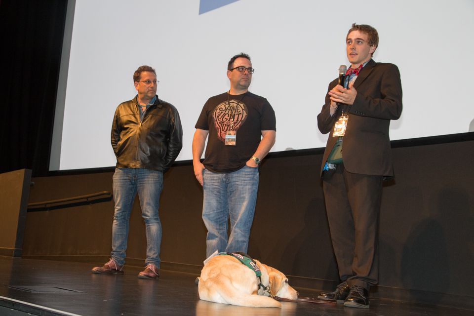 From Left: Rodrigo Dorfman, Tommy! The Dreams I Keep Inside Me.