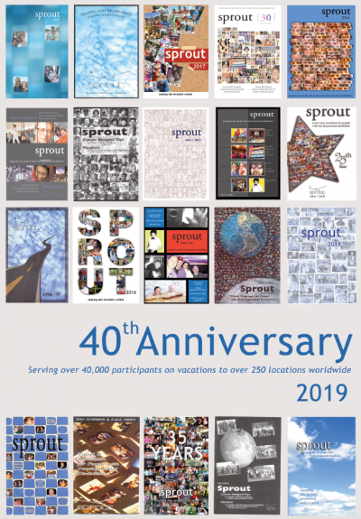 Sprout 2019 brochure