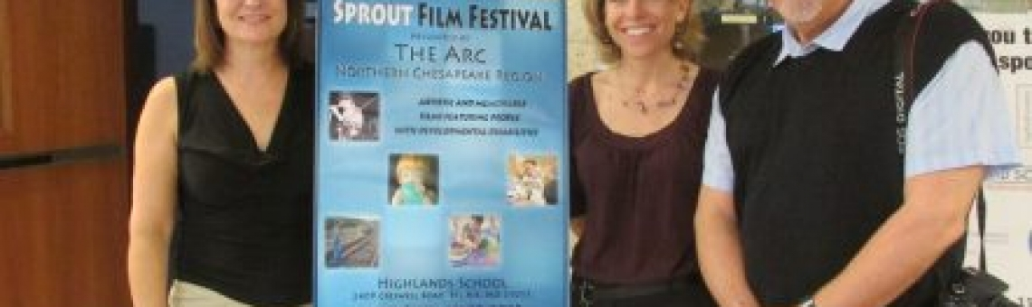 Sprout Film Festival Raises Awareness for The Arc Northern Chesapeake Region