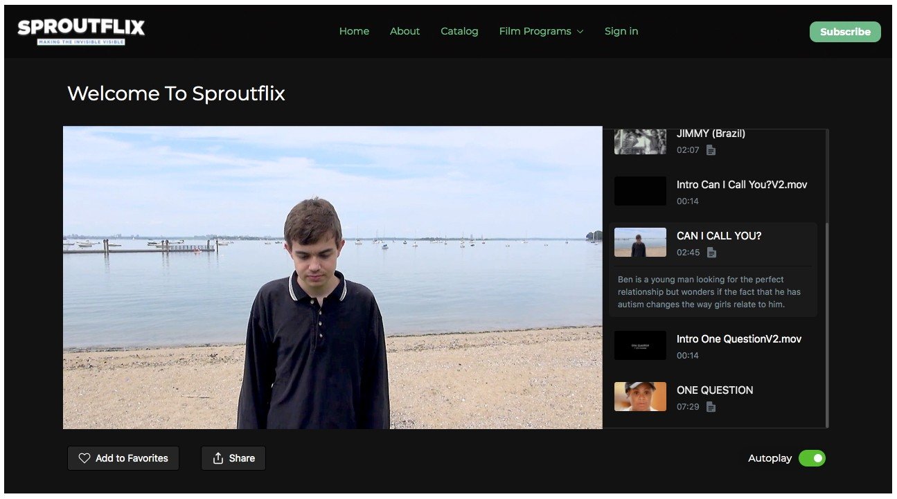 Sproutflix